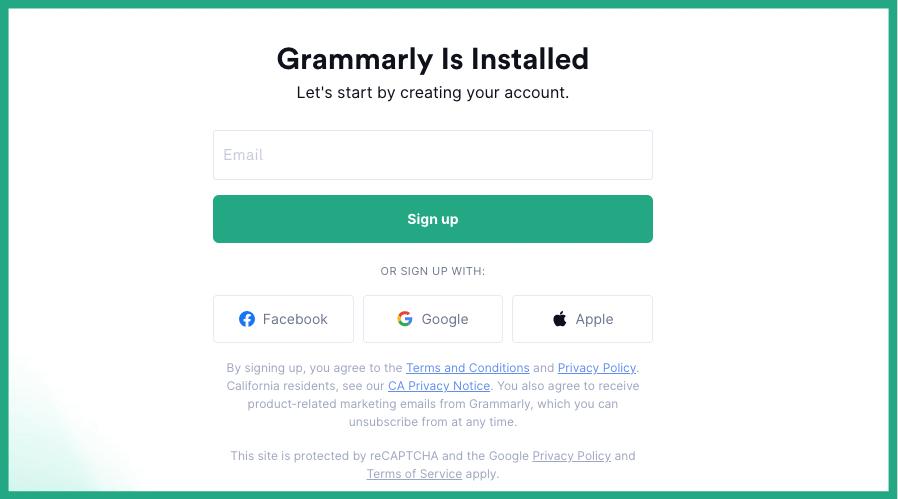 Grammarly Discount Code